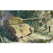 Dragon Models 1/35 Panther G Early Production Italian Front Model Kit
