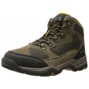 Hi-Tec Men s Mojave Mid Hiking Boot SMOKEY BROWN/TAUPE/GOLD 10 D(M) US