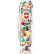 Victorinox 0.6223.L1403B Colour Up Your Life 7 Function Multi Utility Swiss Knife(Multicolor)