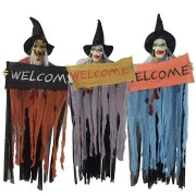 Halloween Welcomes Ghosts 115cm Party Haunted House Decoration Toys