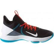 Nike Lebron Witness 4 BV7427005 El Color: Blanco-Negros-Grafito Talla: 26 cm