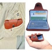 ATM Card Holder Visiting card holder Aadhaar Card holder Credit card holder 1 piece only assorted color