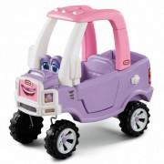 Little Tikes Autíčko Cozy Truck růžové pro princezny
