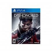 PS4 Juego Dishonored La Muerte Del Forastero Para PlayStation 4