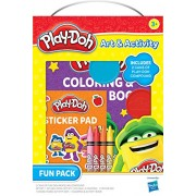 Play Doh Fun Pack in Window Box, Multi Color