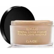 Pudra GA DE Idyllic Mineral Loose Powder 101 Dust