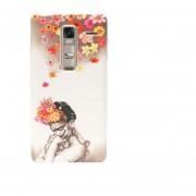 Funda Diseño Jyx Accesorios IPhone 7 Frida Ilustración - Blanco