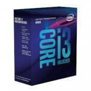 CPU Core i3 8350K (1151/4.00 GHz/8 MB)