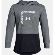 Boys' UA Unstoppable Double Knit Hoodie