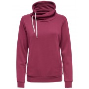 ONLY High-neck Sweatshirt Dames Rood / Female / Rood / L