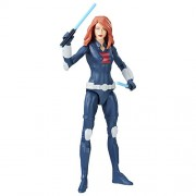 Marvel Avengers Figure Black Widow, Blue (6-inch)