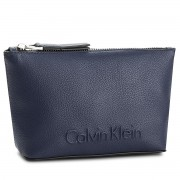 Smink táskák CALVIN KLEIN BLACK LABEL - Edge Cosmetic Pouch K60K603938 430