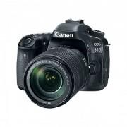 Canon EOS 80D Aparat Foto DSLR 24.2MP CMOS Kit cu Obiectiv EF-S 18-135 IS Nano USM