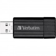 USB-ključ 8 GB Verbatim Pin Stripe crni 49062 USB 2.0