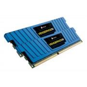 DDR3 8GB (2x4GB), DDR3 1600, CL9, DIMM 240-pin, Corsair Vengeance Low Profile Blue CML8GX3M2A1600C9B, 36mj