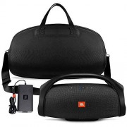 COMECASE Funda rígida de viaje para altavoz portátil JBL Boombox con Bluetooth, impermeable, por
