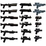 LEGO LEGO / Little Arms - Star Wars 18-Piece Set Blaster Rifles