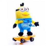 Minions - interaktívna hračka / skateboardista