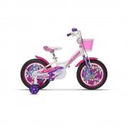 Детско колело Ultra Larisa 16'' бялo