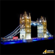 LIGHT MY BRICKS Kit for 10214 Tower Bridge
