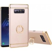 Husa Samsung Galaxy Note 8 MyStyle Elegance Luxury 3in1 Ring Gold
