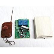Telecomanda+receptor 2 canale automatizari tip2