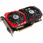 MSI Video Card GeForce GTX 1050 GAMING GDDR5 2GB/128bit, 1366MHz/7008MHz, PCI-E 3.0 x16, DP, HDMI, DVI-D, Twin Frozr VI Cooler Double Slot, Retail