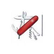 Canivete Suíço Victorinox Compact Vermelho 15 funções Original 1.3405