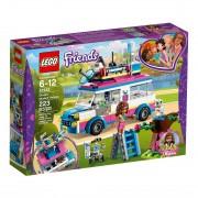 LEGO Friends 41333_olivijino vozilo za misije