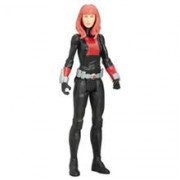 Figurina Marvel Titan Hero Series Black Widow