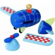 Jucarie educativa Janod Magnetic Plane