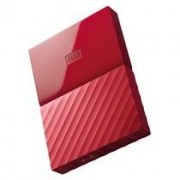 WD My Passport WDBYFT0030BRD - vaste schijf - 3 TB - USB 3.0 (WDBYFT0030BRD-WESN)