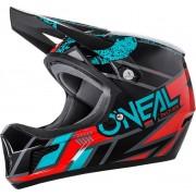Oneal O´Neal Sonus Strike Casco de bicicleta Negro/Azul L