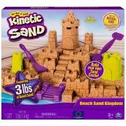 Kinetic sand Nagy homokvár