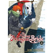 The Ancient Magus' Bride Vol. 4, Paperback