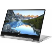 """Laptop 2in1 Dell Inspiron 7791 (Procesor Intel® Core™ i5-10210U (6M Cache, up to 4.20 GHz), Comet Lake, 17.3"""" FHD, Touch, 8GB, 256GB SSD, nVidia GeForce MX250 @2GB, Win10 Home, FPR, Argintiu)"""