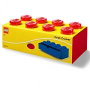 LEGO, Sertar de birou 8 - rosu
