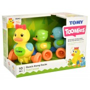 Ratustele plimbarete TOMY Toomies