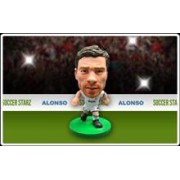 Figurina Soccerstarz Real Madrid Xabi Alonso