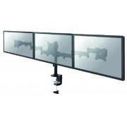 """NewStar NM-D135D3BLACK 27"""" Morsa/Bullone di ancoraggio Nero supporto da tavolo per Tv a schermo piatto"""