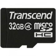 Transcend 32GB microSDHC (No Box & Adapter - Class 4) - TS32GUSDC4