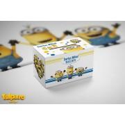 Cutie cu Minioni pentru plicurile de dar
