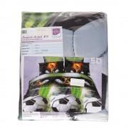 Спален комплект 3D Ralex с футболна тематика