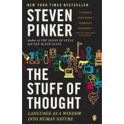 The Stuff of Thought: Language as a Window Into Human Nature, Paperback