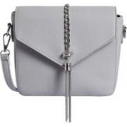 Lino Perros LWSL00403GREY Grey Sling Bag