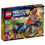 LEGO 70319 - Nexo Knights Macy's Thunder Mace Construction Set