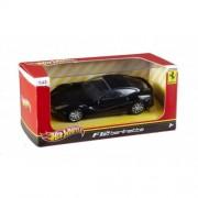 Hot Wheels Bcj80 Ferrari F12 Berlinetta Black 1/43 Scale Die Cast Car