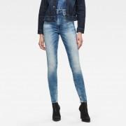 G-Star RAW Dames Kafey Ultra High Skinny Jeans Lichtblauw - Dames - Lichtblauw - Grootte: 27-32 27-30 26-30 29-32 34-34 33-34 30-32 28-32 27-34 27-28 26-32 25-32 25-30 24-32 24-30