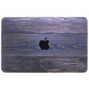 Blauw hout design hardshell voor de MacBook Pro 11.6 inch