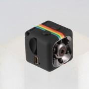 SQ11 Coche Mini DVR Cámara HD Videocámara CMOS 1080P Night Vision Video Recorder